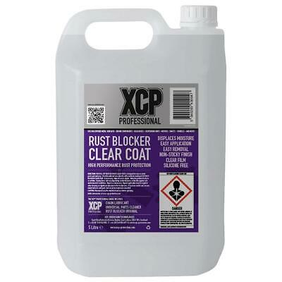 XCP Clear Coat Rust Blocker High Performance Motorcycle Corrosion Protection 5L • 97.95£