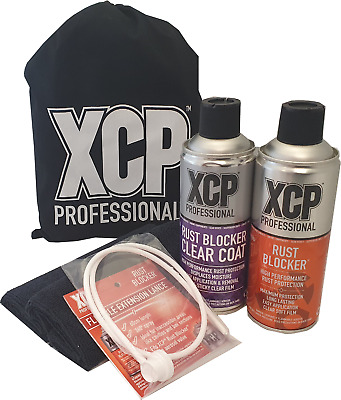 XCP Rust Blocker High Performance Motorcycle Corrosion Spay Official Twin Pack  • 29.99£