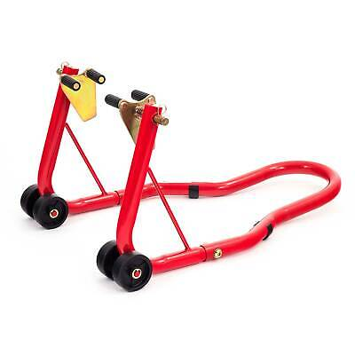 Warrior Front Motorcycle / Bike Paddock Stand - Track Day / Garage / Pit • 23.19£