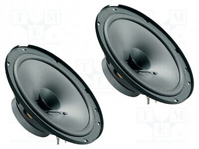 Car Loudspeakers 165mm 60W 90÷17000Hz 2 Loudspeakers 4Ohm 55mm[1 Set] • 24.10£