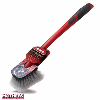 Mothers Long Handled Comfort Grip Wheel Arch Fender Well Brush • 11.94£