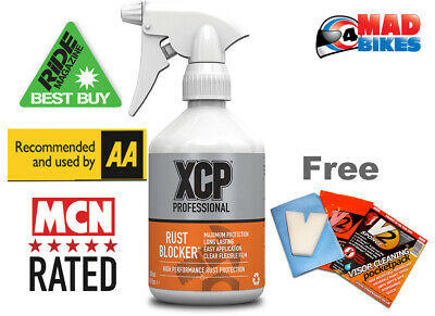 XCP Rust Blocker High Performance Motorcycle Corrosion Protection Spray 500ml  • 18.75£
