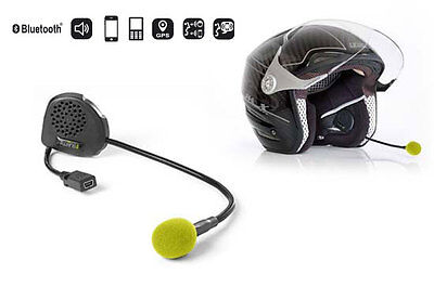 Twiins D1VA Motorcycle / Scooter Hands Free Bluetooth Communication System • 43.95£