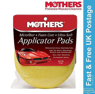 Mothers Ultra-soft Microfiber Applicator Pads • 4.95£
