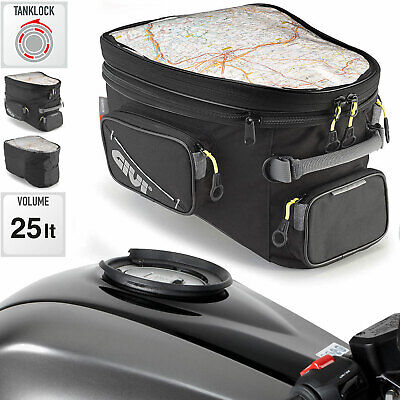 KTM 1090 Adventure 2017 Givi EA118 Tanklock Tank Bag Luggage & Flange 25 Litre • 87.54£