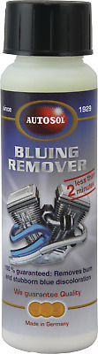 Autosol Bluing Remover Stainless Steel Exhaust Cleaner Colour Restorer 150ml • 14.45£