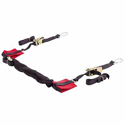 Bike It Ratchet Handlebar Transit Strap Black/Red • 27.49£