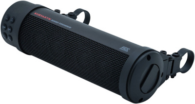 Kuryakyn 2720 Road Thunder Black 300w Handlebar Speaker Sound Bar For Harley • 303.48£