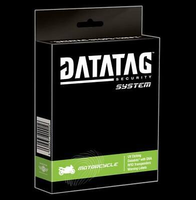 Datatag Motorcycle Security Identification System Insurance Approved Anti Theft • 64.95£