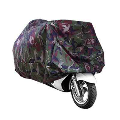 Motorcycle Waterproof XL Outdoor MotorBike Scooter Dust Rain Cover Extra Large • 10.79£
