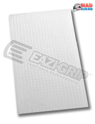Eazi-Grip EVO Motorcycle Tank Pad Knee Protection Grip Universal Sheets Clear X2 • 27.50£