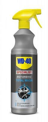 WD-40 Specialist Motorcycle Motorbike All Over Total Wash 1L WD40 Bike Cleaner • 8.49£