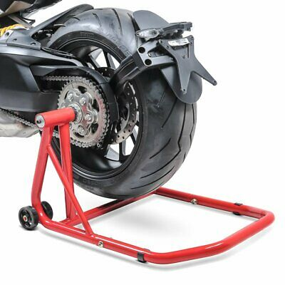 Paddock Stand Rear Ducati Xdiavel 16-20 Red Single Sided Swing • 96.43£