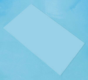 Clear Film Size 45cm X 33cm Sheet Of Self Adhesive Paint Work Protective  • 8.99£