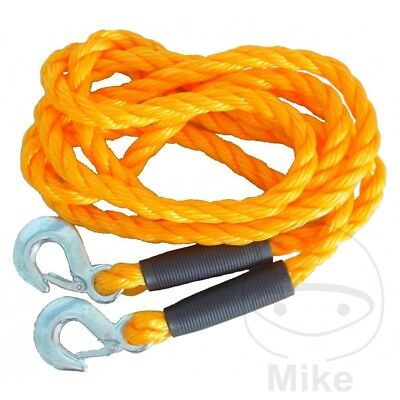Tow Rope <2500Kg 400cm 10293 • 19.38£