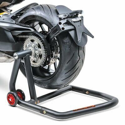 Rear Paddock Stand MV Agusta Superveloce 800 19-20 ConStands Single One Black • 116.13£