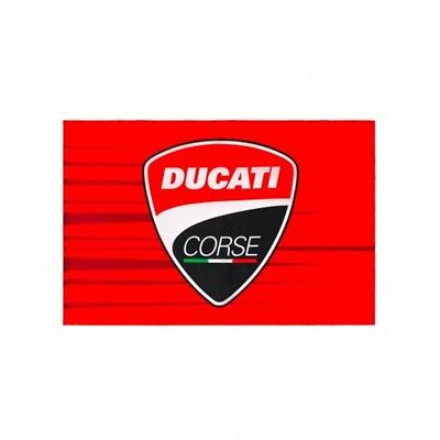2020 OFFICIAL Ducati Corse Racing Flag / Garage Banner - 2056005  • 16.99£