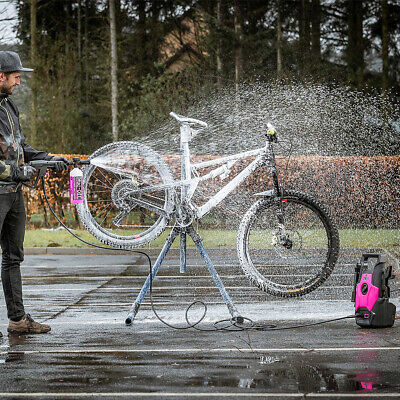 Muc Off Mountian Bike Cycle Pressure Washer Bundle With Snow Foam Lance And Bag • 139.99£