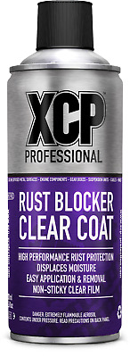 XCP Clear Coat Rust Blocker High Performance Motorcycle Rust Protection Aerosol • 15.99£