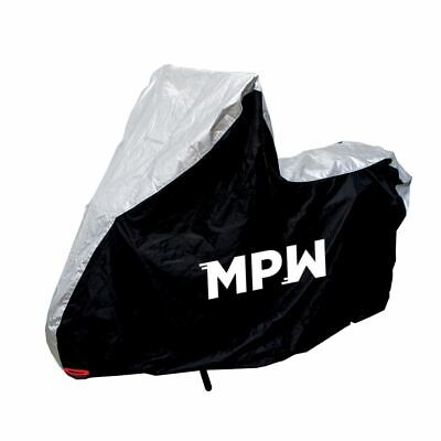 MPW Waterproof Heavy Duty Motorcycle Moped Scooter Outdoor Rain Cover - Small • 14.95£