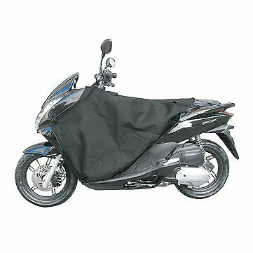 Urban Motorcycle Scooter Fleeced Lined Water Resistant Leg Cover Apron Uk • 26.95£