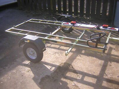 Motorcycle Trailer • 205£